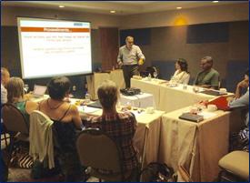 Palestra sobre Liderança Transformadora para os parceiros associados da RGBI - Rede Brasileira de Gestão e Imagem, no projeto AT 360º.