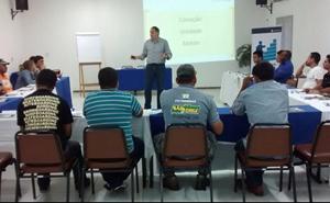 Programa de Capacitação da Petrobras para postos de combustíveis, realizado em Vitória da Conquista BA